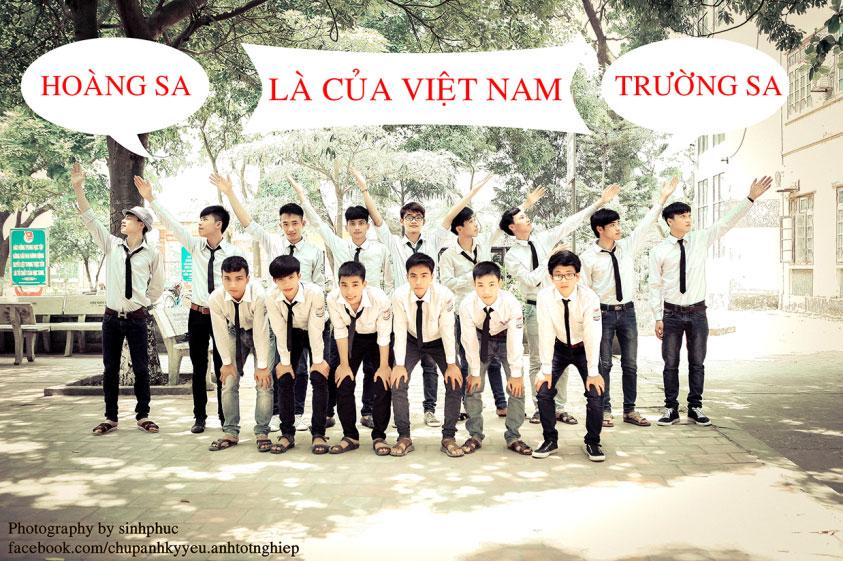 Nỗi lòng người em gái - Hoàng Sa, Trường Sa là của Việt Nam