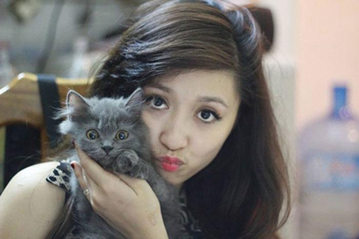 Nỗi buồn mèo mun Denny Nguyễn Thu Hà