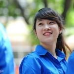 Nỗi lòng người em gái - Nữ tình nguyện viên xinh đẹp