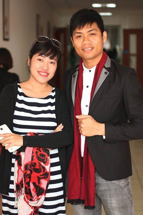 Cô giáo Thảo Panda Béo và MC Đại Cường Dương