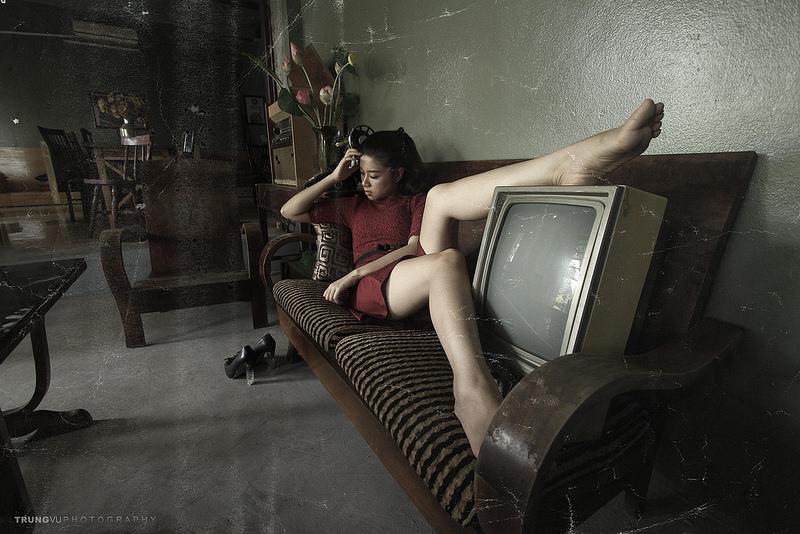 Đêm đầu đông tâm sự gái chưa chồng