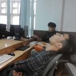 Phượt thủ ham học Nguyễn Như Kiên (FPT Arena)