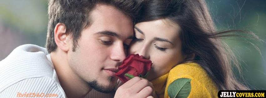 Ảnh bìa Facebook - Zing Me hôn nhau bên nhau tình yêu