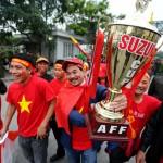 Việt Nam - Malaysia: Làn sóng đỏ hướng về Mỹ Đình