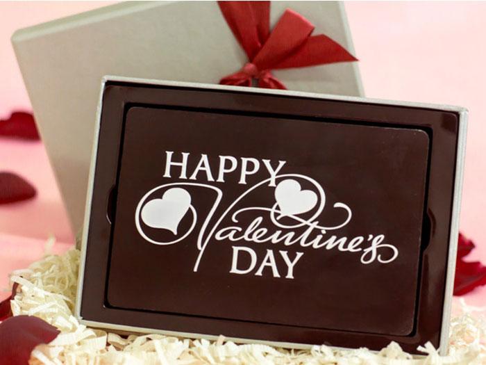 Valentine này mua chi?