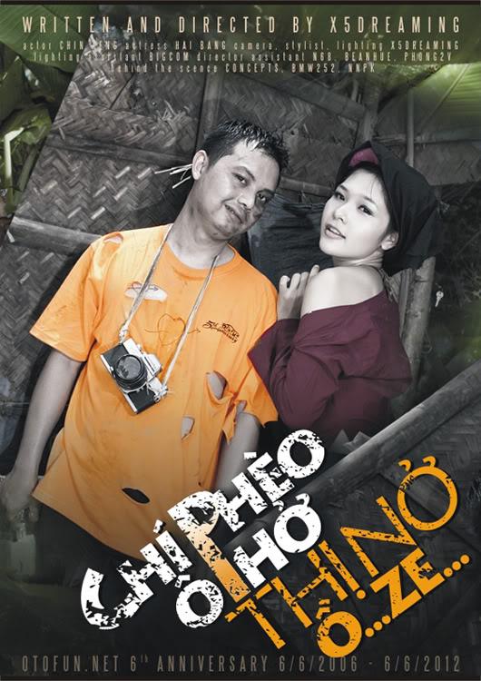 Poster Chí Phèo Ô Phở - Thị Nở Ồ... Ze...