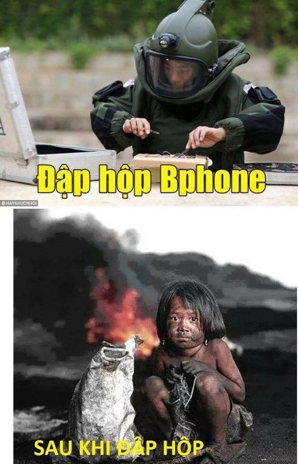 Đập hộp BPhone