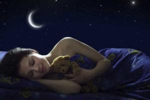 Nằm ngủ mơ hay phết